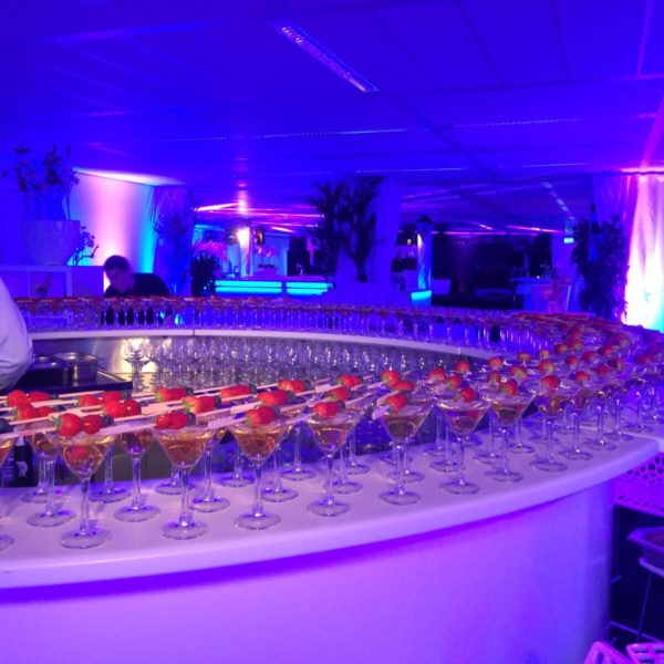 Zaal bedrijfsfeest Gelderland Boode