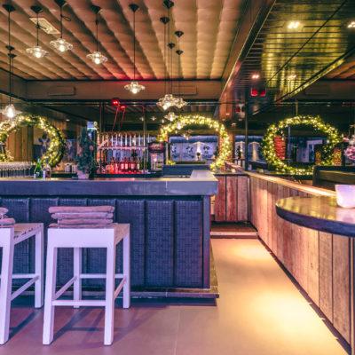 Foto loungebar eindejaarsborrel Gelderland