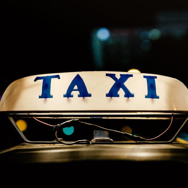 Taxi-boode