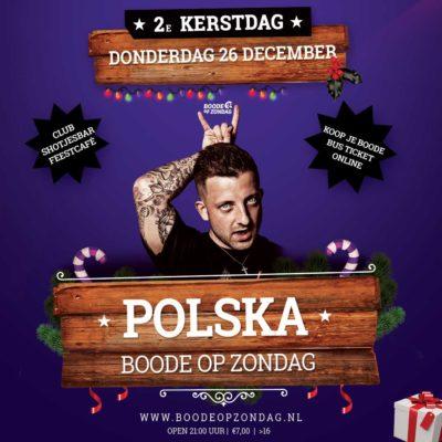 Polska in Boode op Zondag