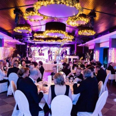 Grote zaal Boode diner