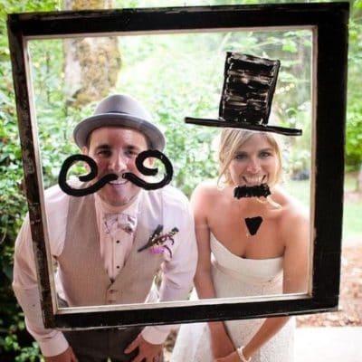 Huwelijksfeest trouwen voor de wet