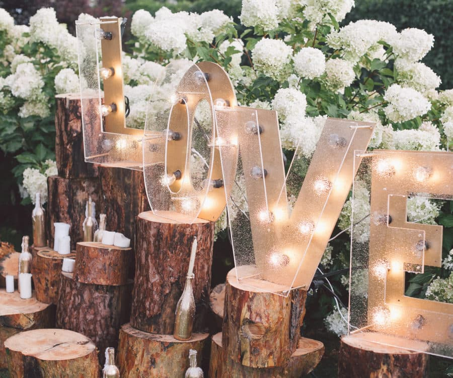 Huwelijksfeest festival wedding