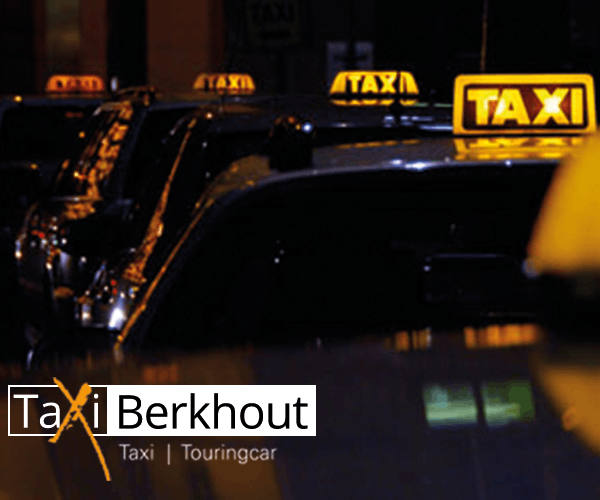 Taxi Berkhout -boode in bathmen