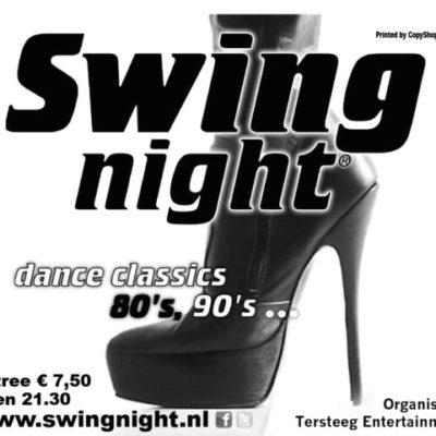 Boode Swingnight