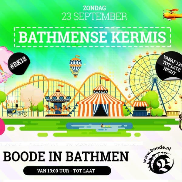 Bathmense Kermis 2018