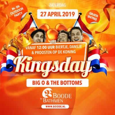 Koningsdag - Kingsday 2019 Bathmen